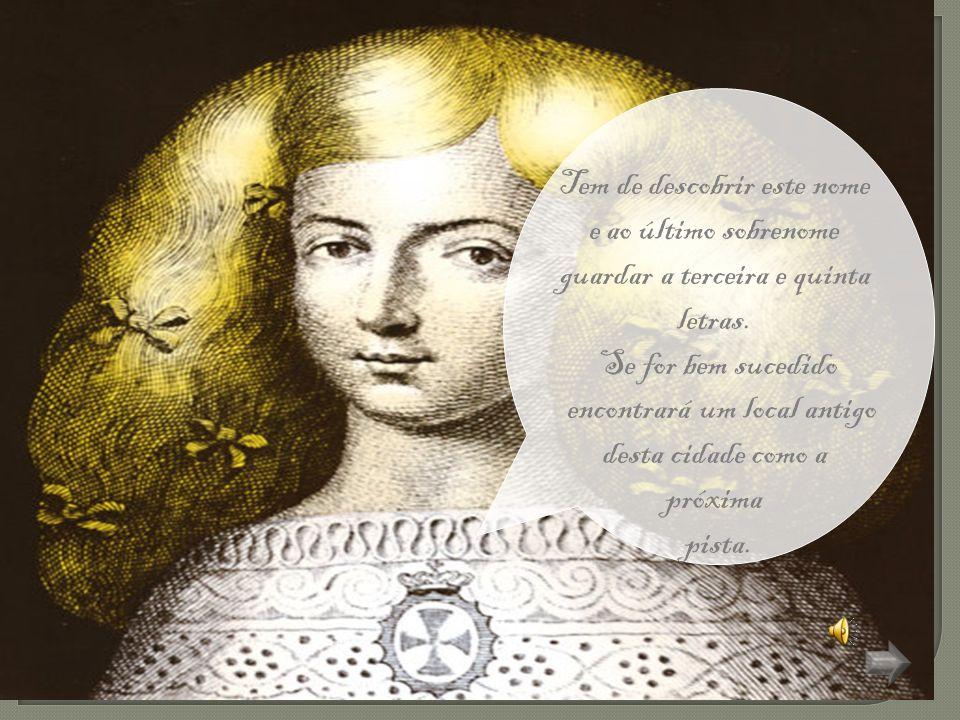 Espaço: Penedo da Saudade R: No dia 7 de Janeiro do ano de 1355.