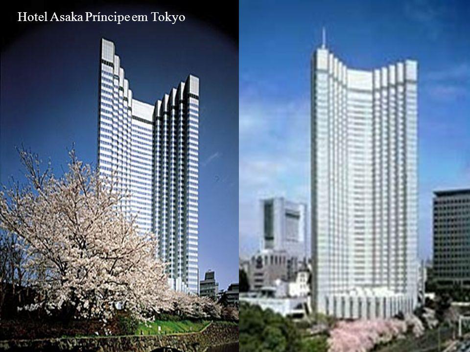 Hotel Asaka Príncipe em Tokyo