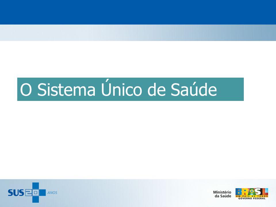 23 Fonte: Ministério da Saúde– 2005.