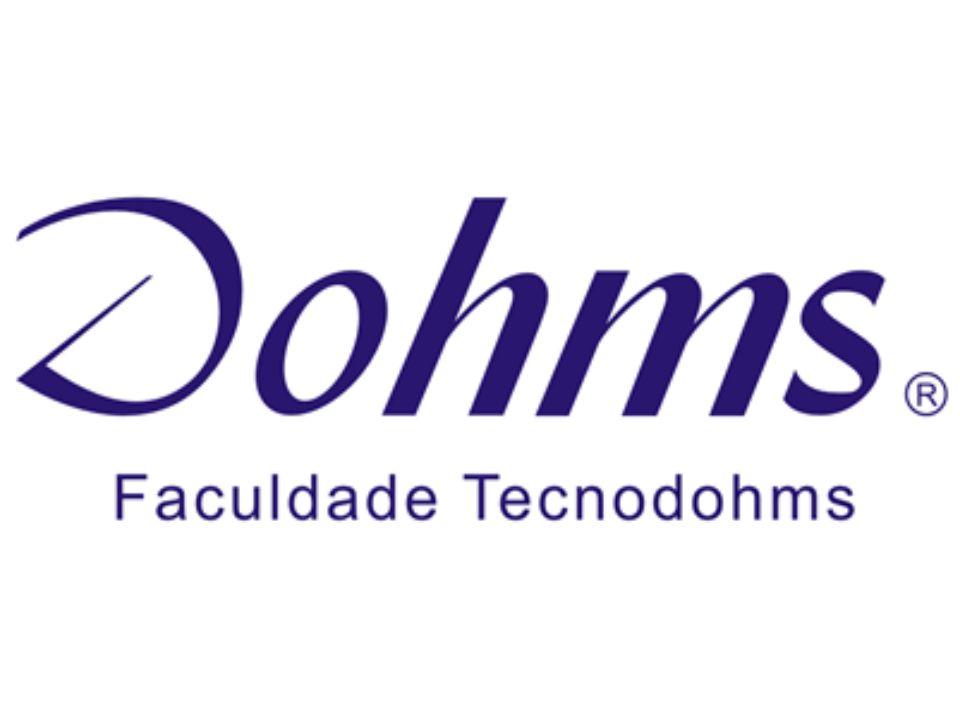 PROFISSIONAL TECNÓLOGO TECNODOHMS Faça um curso superior com foco em tecnologia e inove no mercado de trabalho.