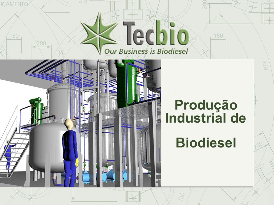 Biodiesel in the Plural 20 May, 20062006 Eastern Biofuel Conference PORTFOLIO USINAS DE 300ton/dia em fase de implantação
