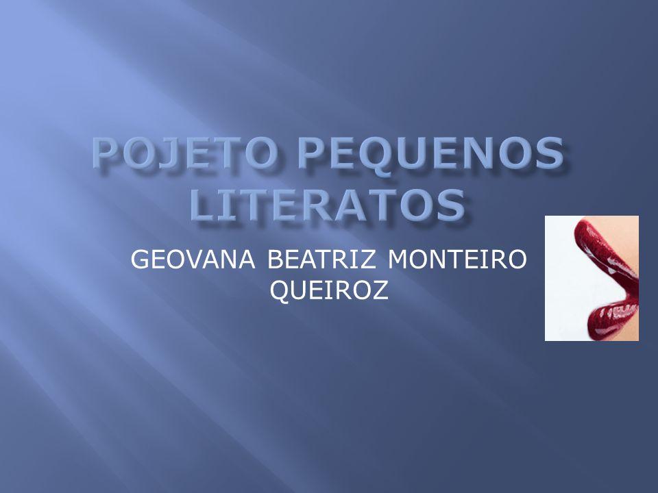 GEOVANA BEATRIZ MONTEIRO QUEIROZ