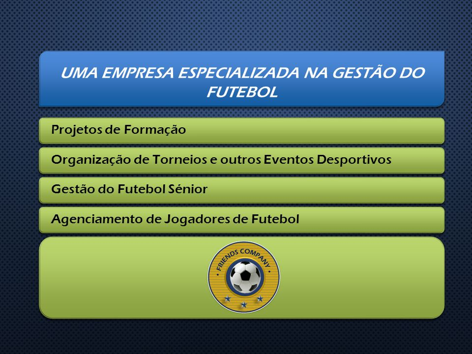 Parceria Friends Company e Amora Futebol Clube
