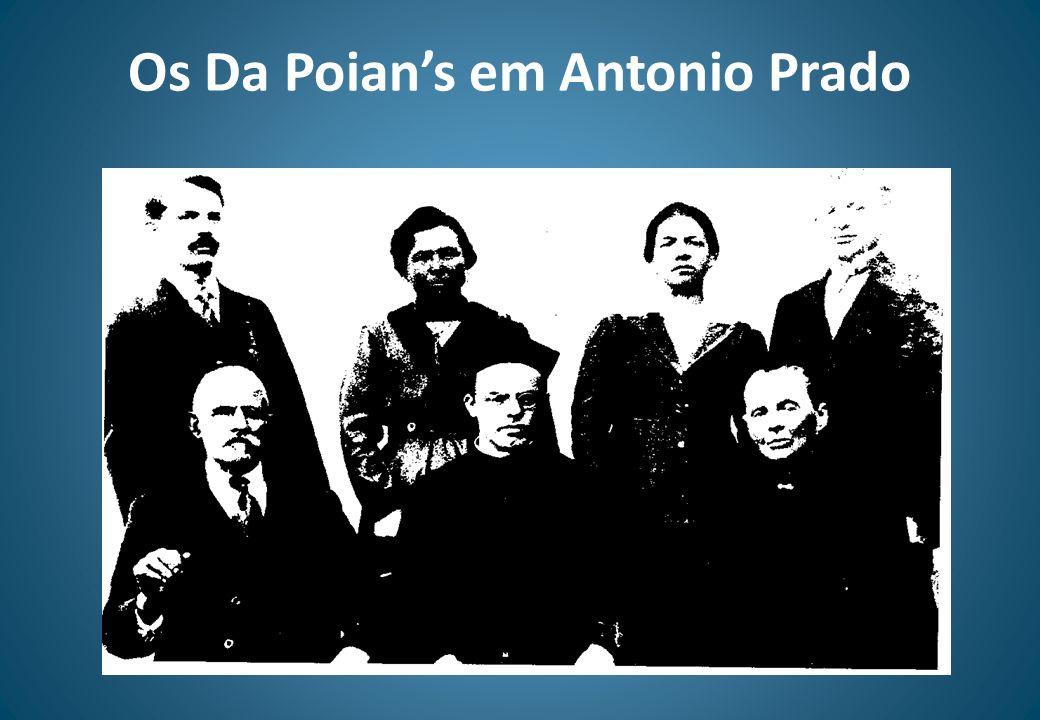 Os Da Poians em Antonio Prado