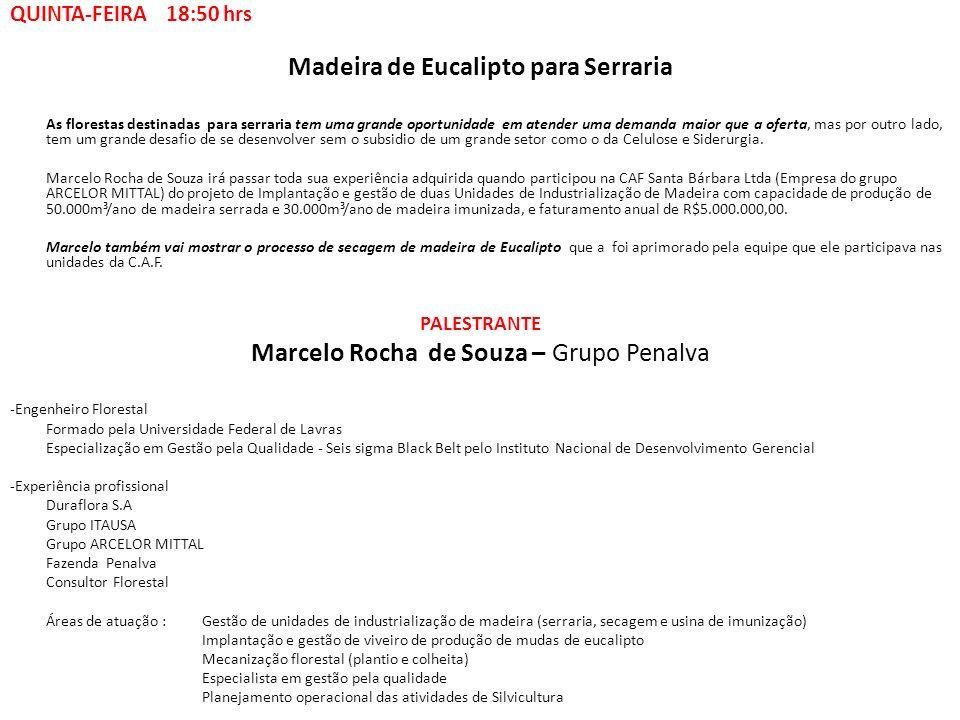 Madeira de Eucalipto para Serraria As florestas destinadas para serraria tem uma grande oportunidade em atender uma demanda maior que a oferta, mas po