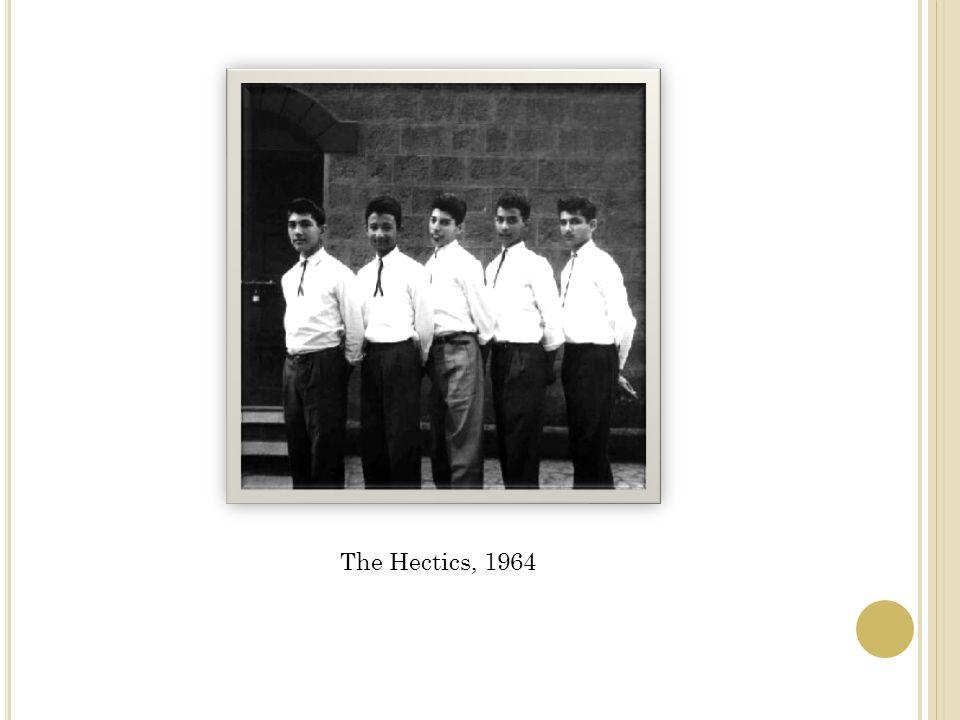 The Hectics, 1964