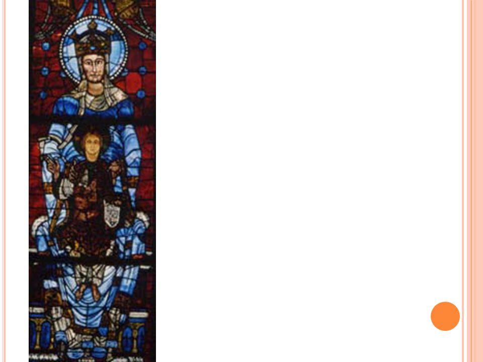 Fresque de la chapelle Saint-Clément