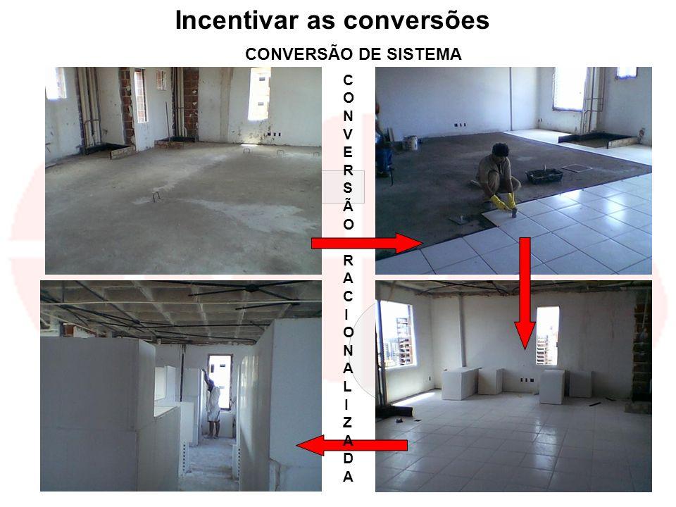 kilsonnascimento@hotmail.com macedoferraz@superig.com.br Incentivar as conversões CONVERSÃO RACIONALIZADACONVERSÃO RACIONALIZADA CONVERSÃO DE SISTEMA