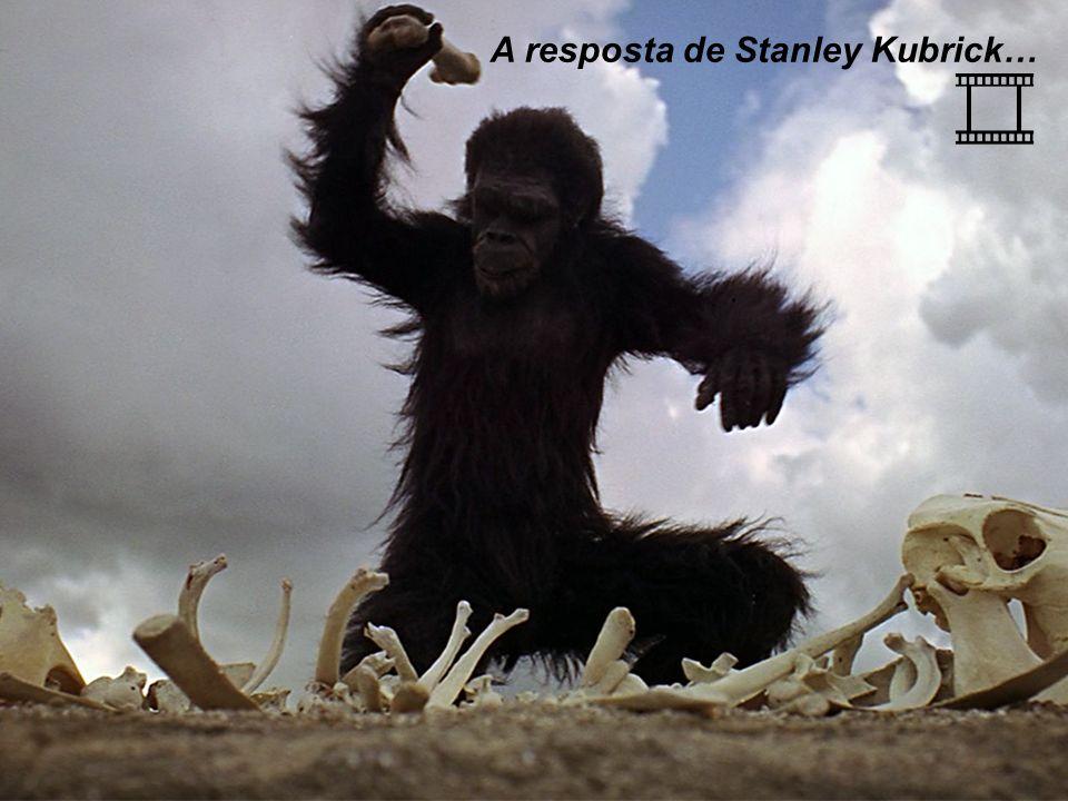 A resposta de Stanley Kubrick…