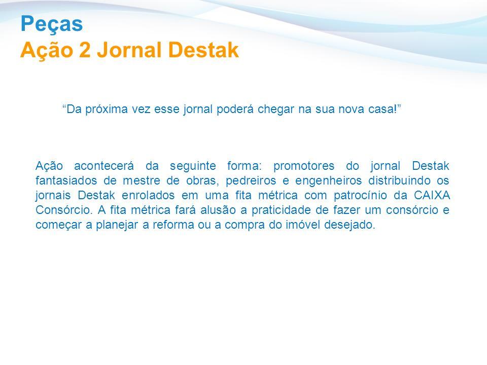Peças Ação 2 Jornal Destak Da próxima vez esse jornal poderá chegar na sua nova casa.