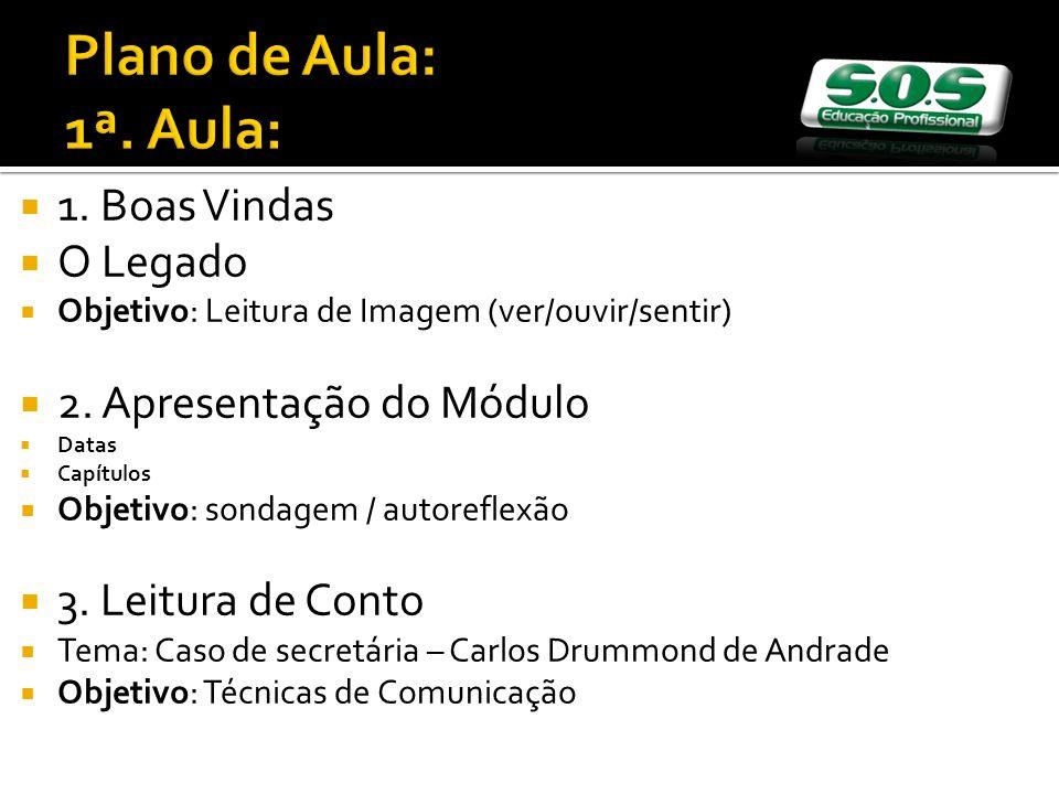 Recursos audiovisuais O palestrante é quem define o tipo de recurso a ser utilizado.