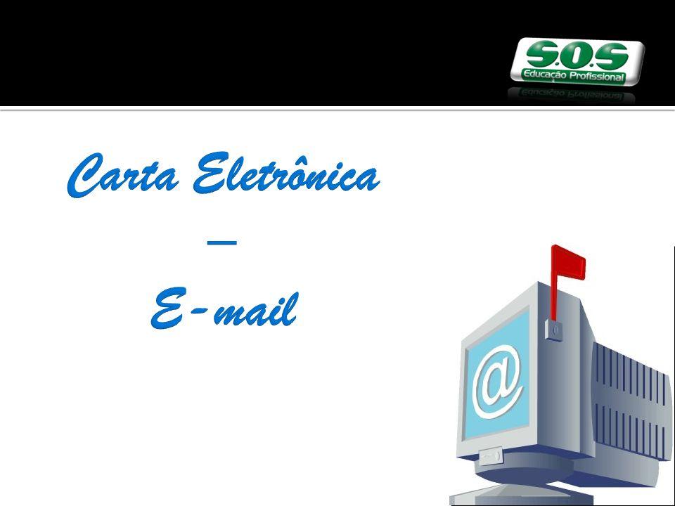 Carta Eletrônica – E-mail