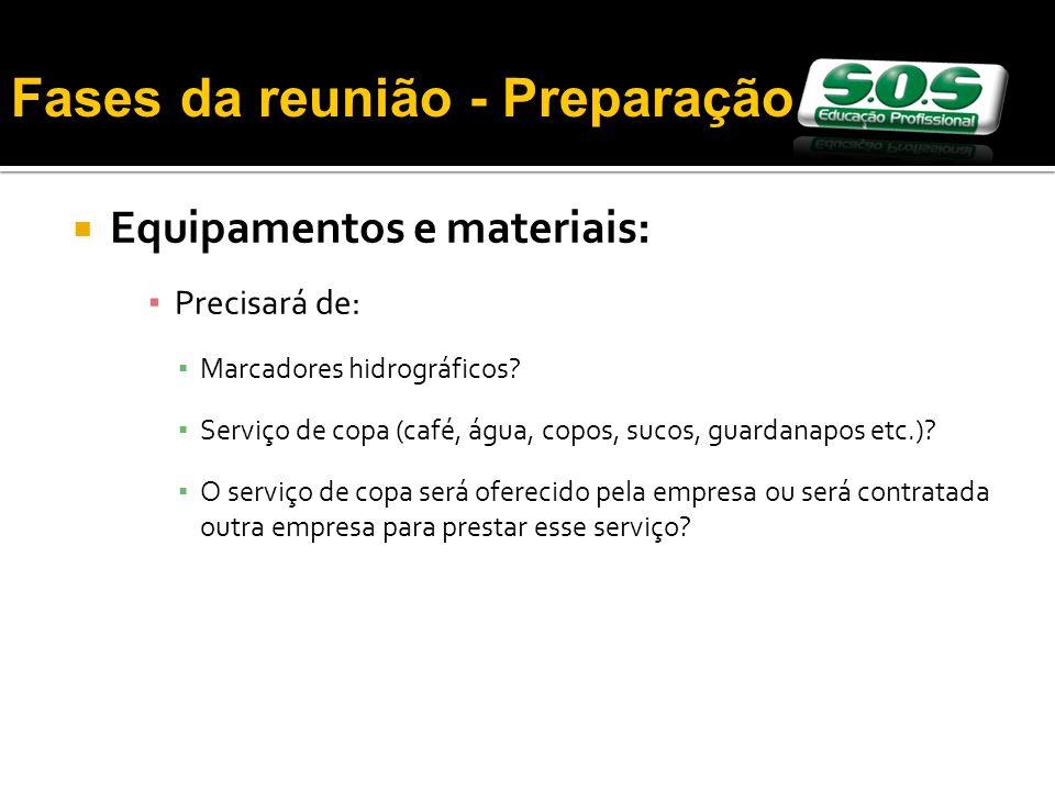 Equipamentos e materiais: Precisará de: Marcadores hidrográficos.