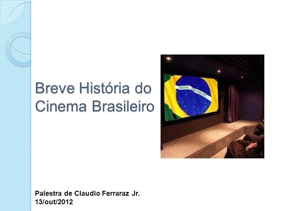 2009 Mais um recorde de público O longa-metragem Se eu Fosse Você 2, de Daniel Filho, recebe 6,1 milhões de espectadores, estabelecendo um novo recorde de público no período da retomada do cinema Nacional.