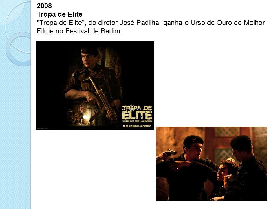 2008 Tropa de Elite