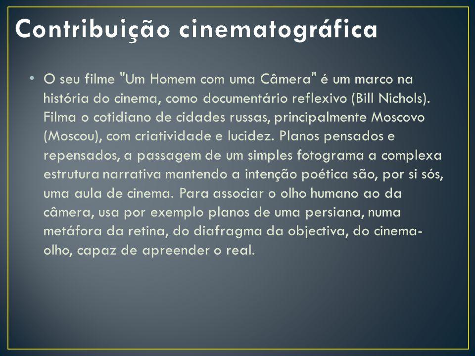 O seu filme