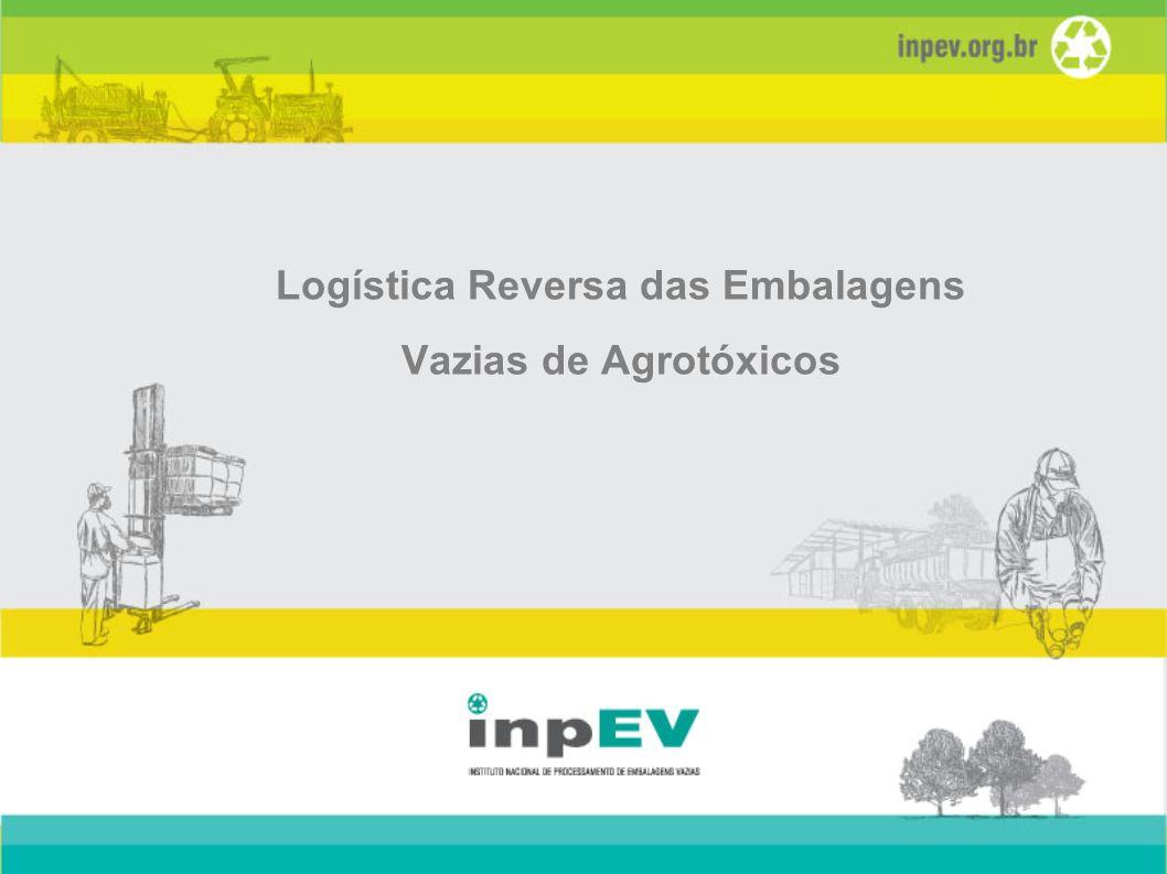 Logística Reversa das Embalagens Vazias de Agrotóxicos