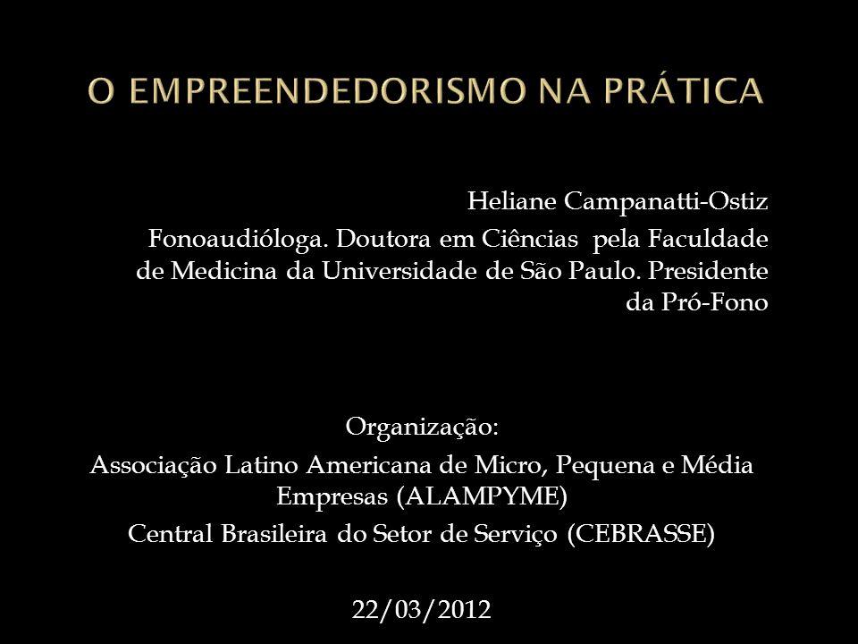 Uma empresa de fonoaudiólogos para fonoaudiólogos.