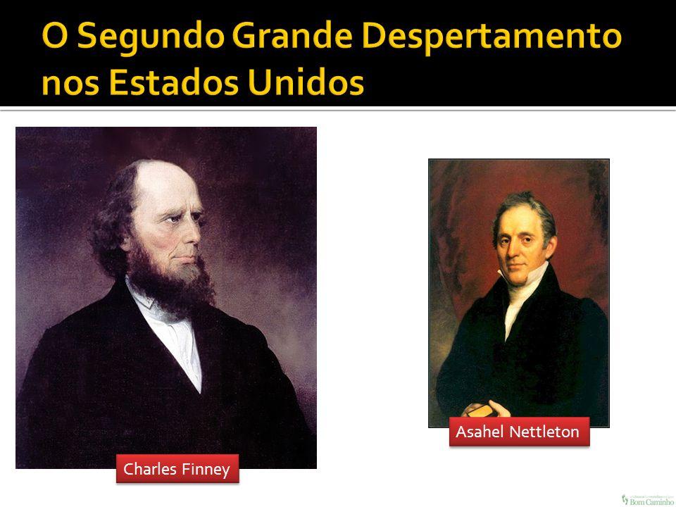 Charles Finney Asahel Nettleton