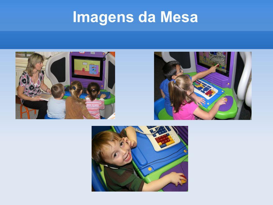 Imagens da Mesa