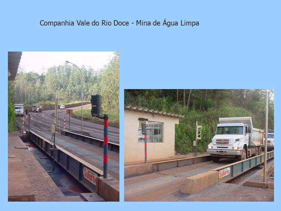 Companhia Vale do Rio Doce - Mina de Água Limpa