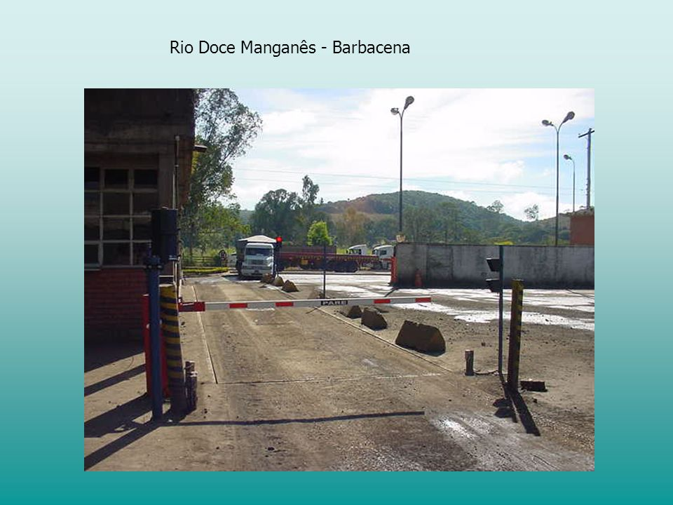 Rio Doce Manganês - Barbacena