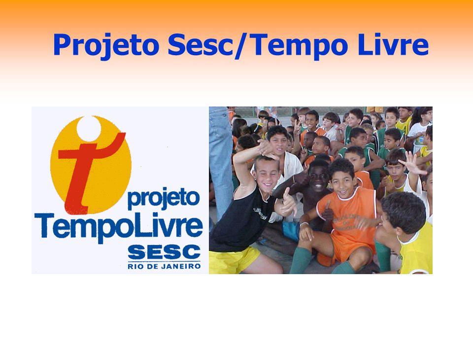 Projeto Sesc/Tempo Livre