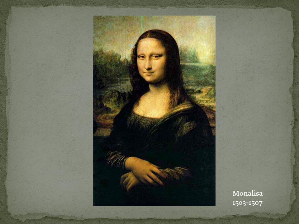 Monalisa 1503-1507