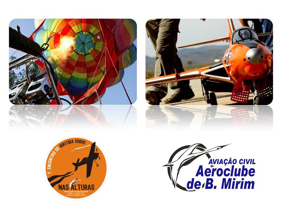 PROJETO 1º Encontro NAS ALTURAS de Biritiba-Mirim DATA: 01 e 02 de dezembro de 2007 LOCAL: Aeroclube de Biritiba-Mirim – SP Público Estimado: 20.000 visitantes