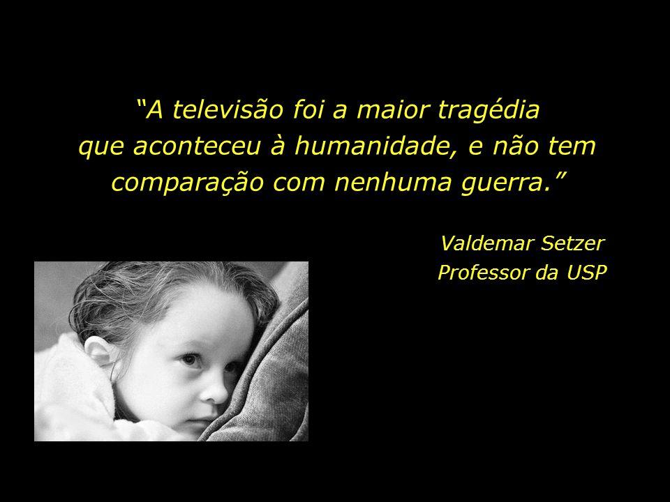 A guerra pela audiência, como toda guerra, é covarde e suja. E na guerra pela audiência, como em qualquer guerra, são as crianças as principais vítima