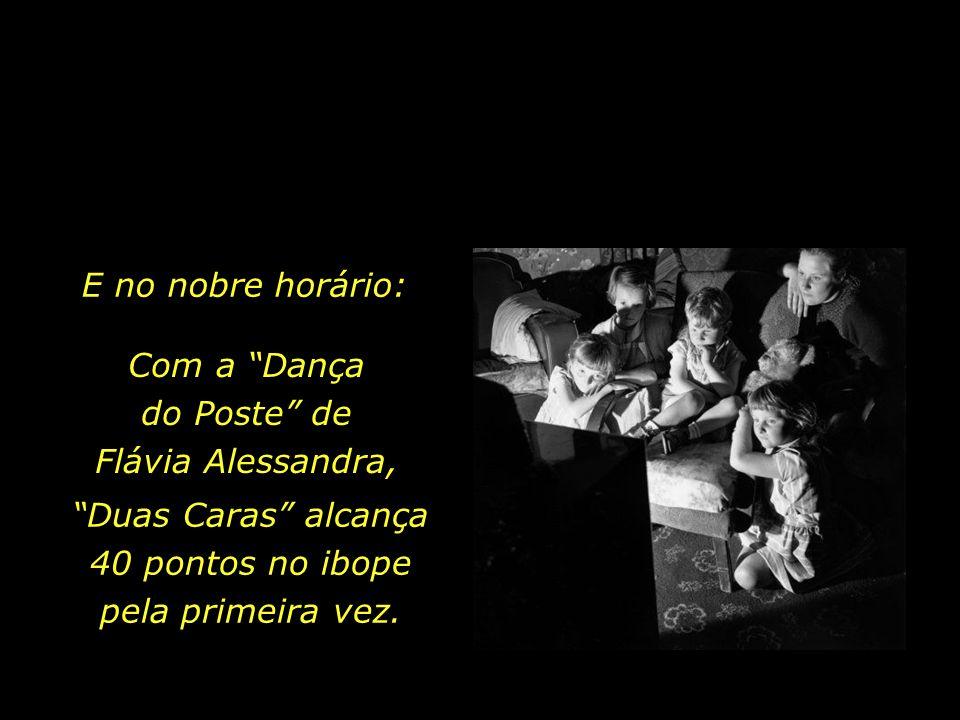 Deborah Secco de calcinha e sutiã (Fonte: Folha de SP) dá recorde de audiência à novela
