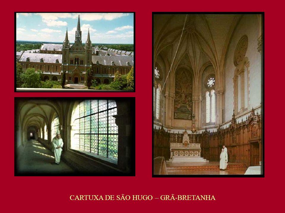 CARTUXA DE SÃO HUGO – GRÃ-BRETANHA