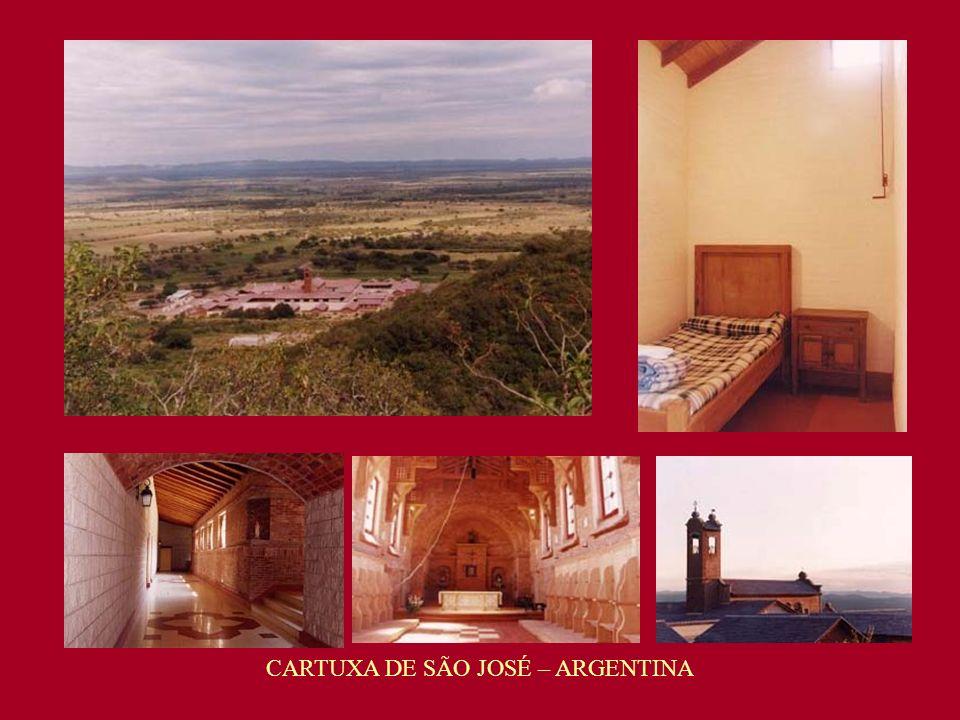 CARTUXA DE SÃO JOSÉ – ARGENTINA