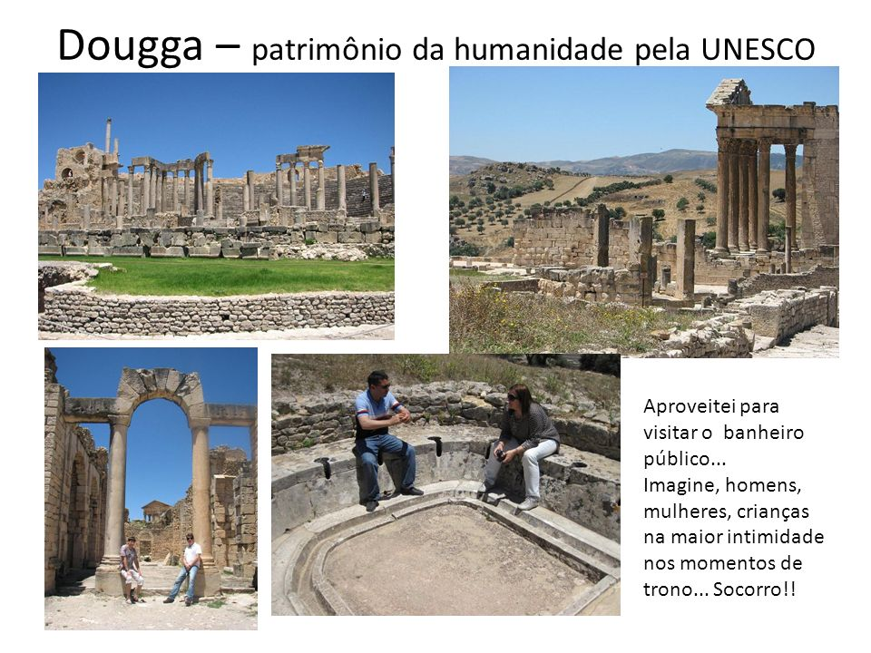 Nesses locais algumas casas eram construídas com um andar escavado no solo para manter a temperatura nos dias mais quentes Olha que bonito os detalhes dos pisos da época – com cerca de 2 mil anos de idade