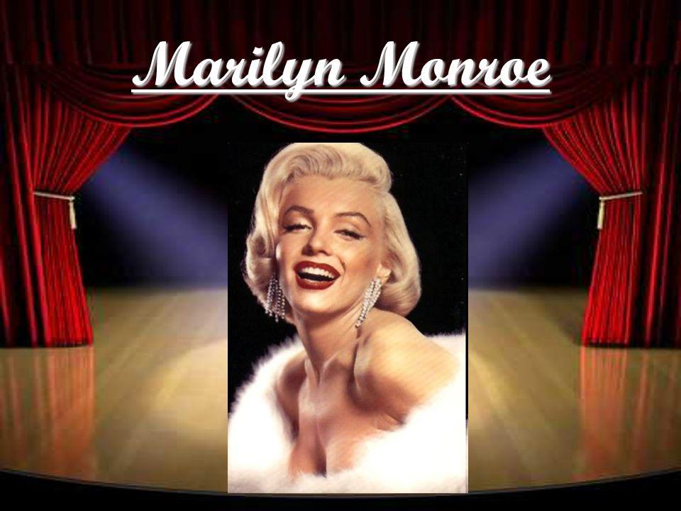 Nome artístico: Marilyn Monroe Nome verdadeiro: Norma Jean Baker Nascida em Norma Jean Mortenson, Los Angeles, em 1 de junho de 1926.