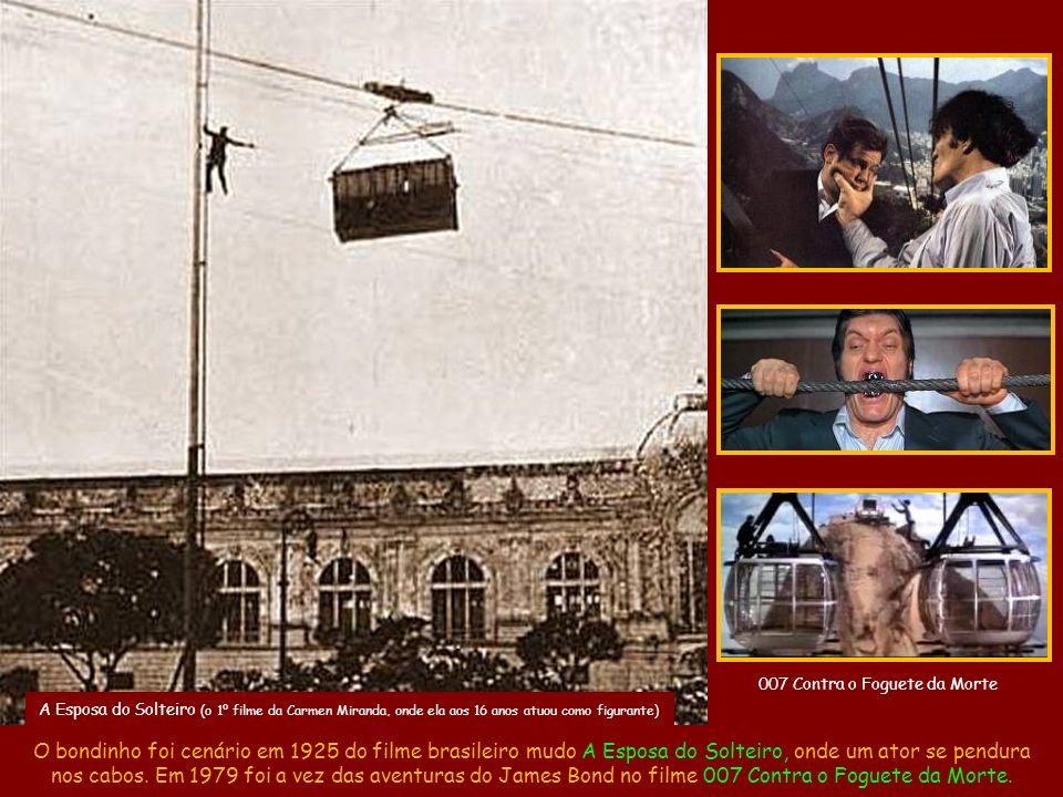 Em 100 anos, houve apenas 3 acidentes sem vítimas: 1) na revolução comunista de 1935, uma bala de canhão atingiu a estação da Praia Vermelha, que teve