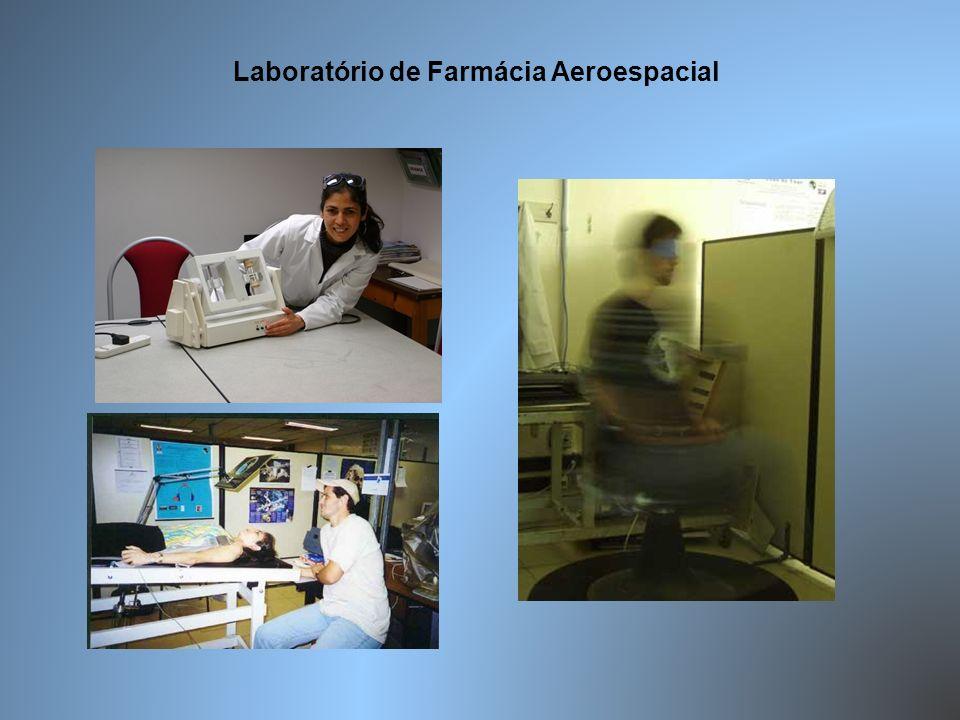 Laboratório de Farmácia Aeroespacial