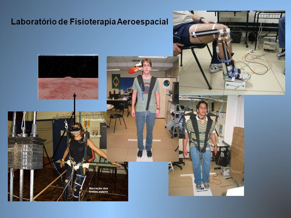 Laboratório de Fisioterapia Aeroespacial
