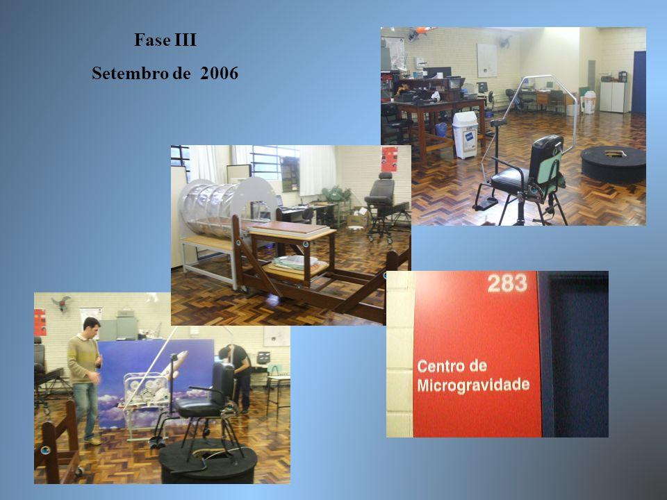 Fase III Setembro de 2006