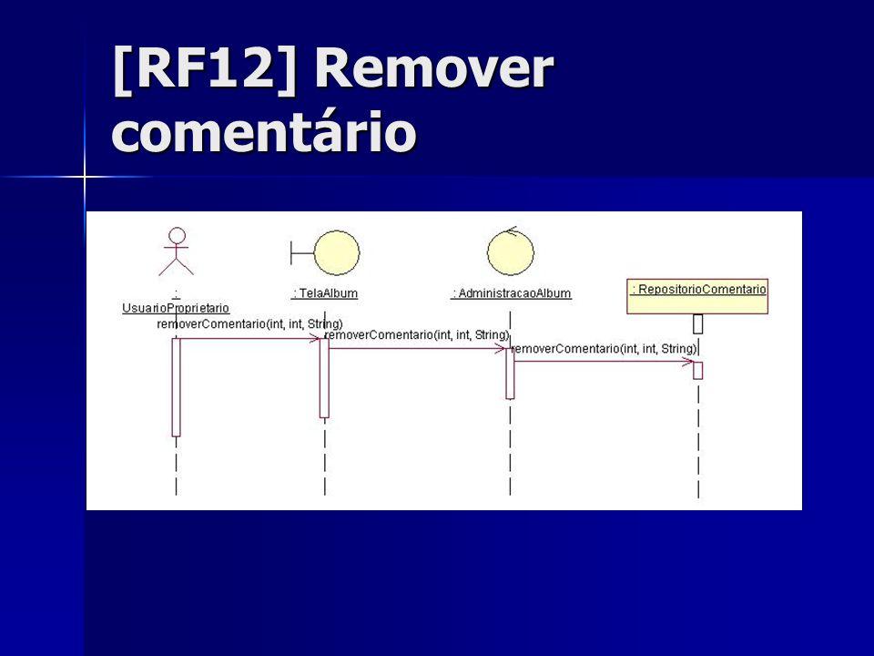 [RF13] Remover foto