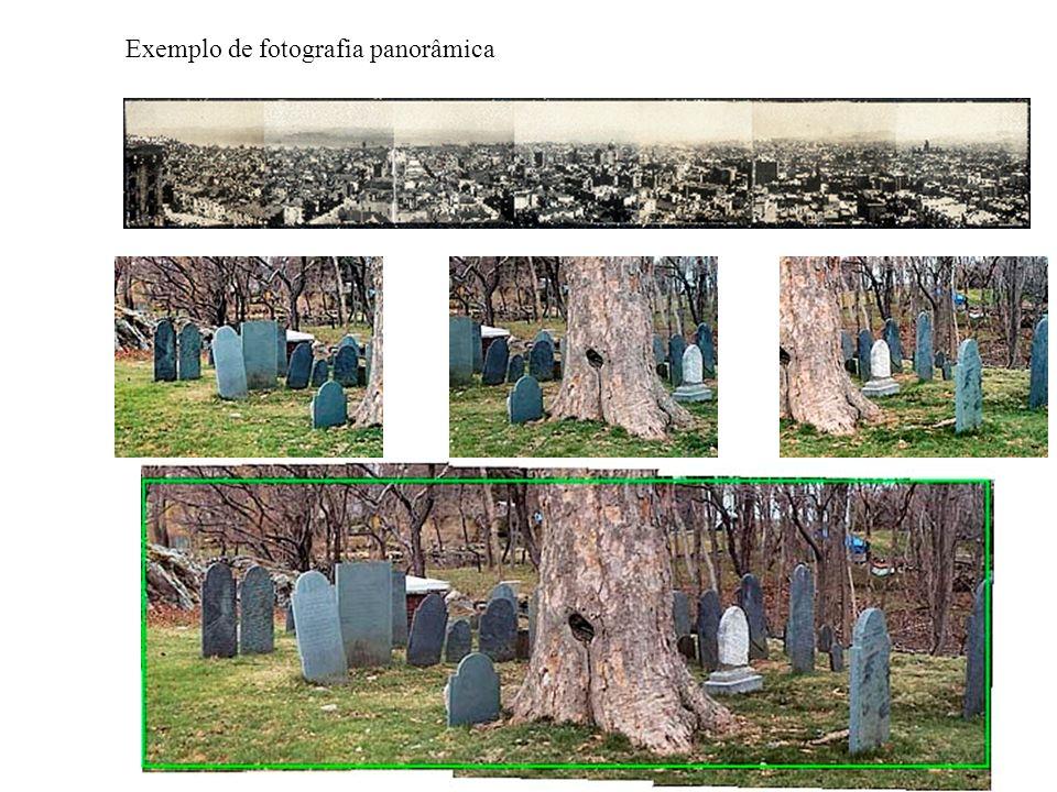 Exemplo de fotografia panorâmica