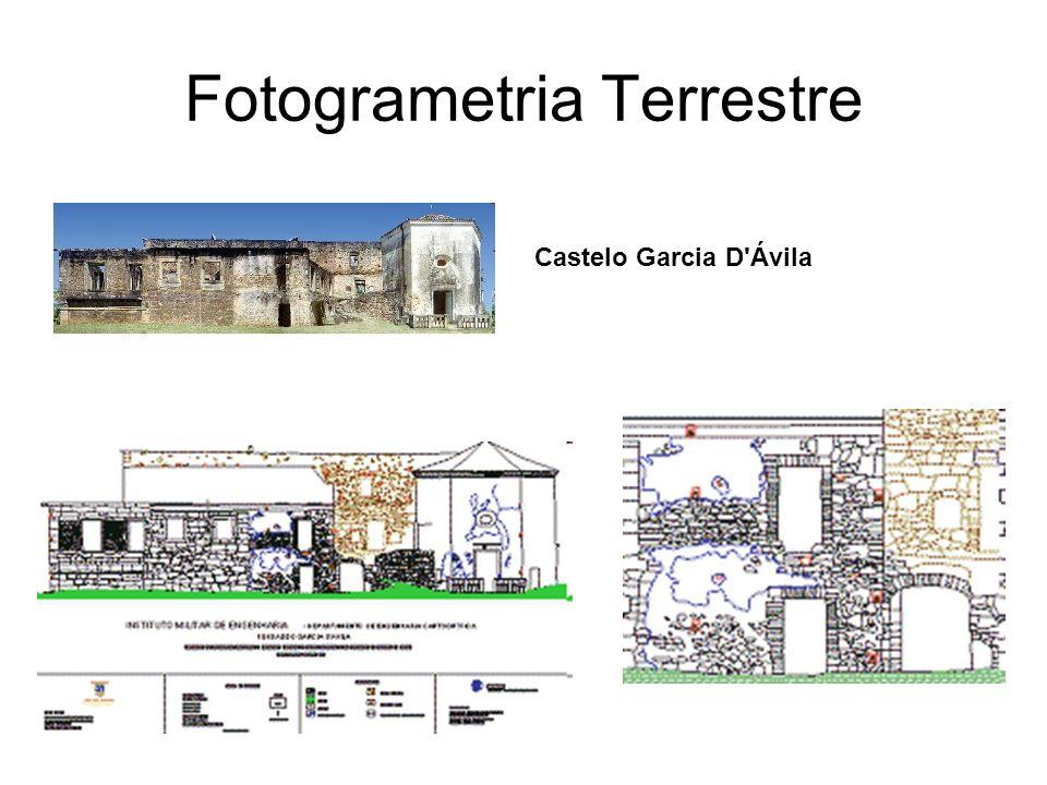 Fotogrametria Terrestre Museu Paranaense, localizado na Praça Generoso Marques no Centro de Curitiba Forro Porta Interna