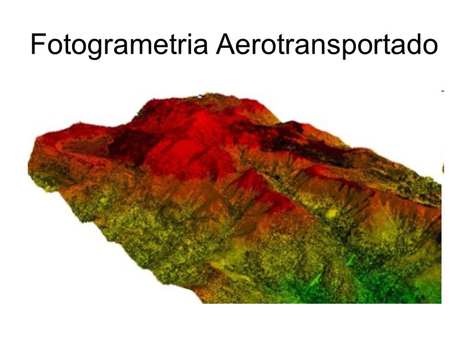 Laser Scanner Aerotransportado