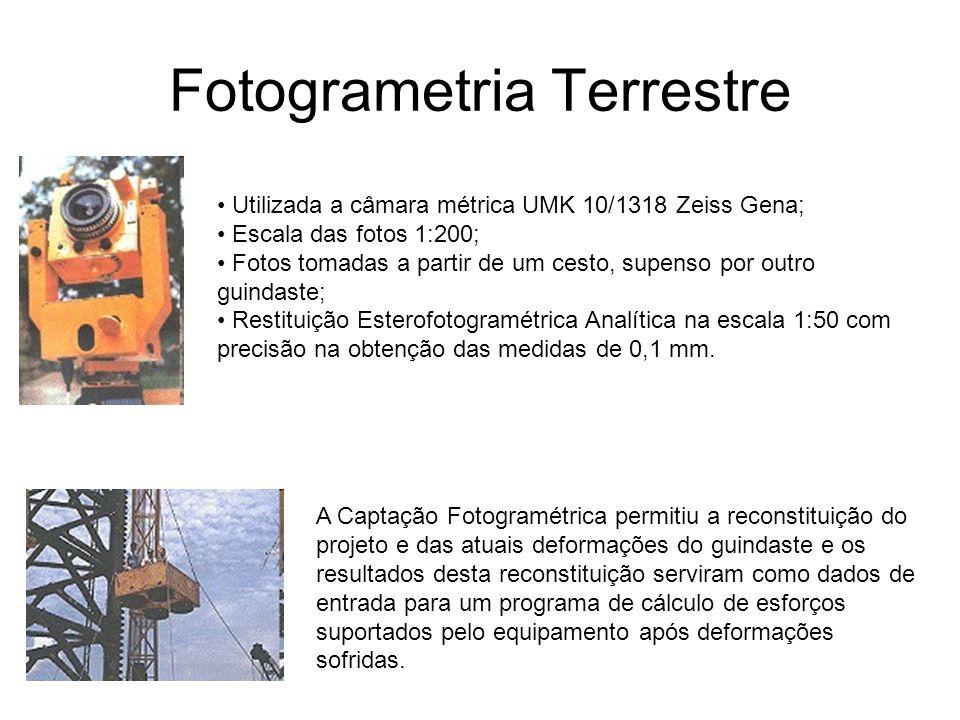 Fotogrametria Terrestre Castelo Garcia D Ávila