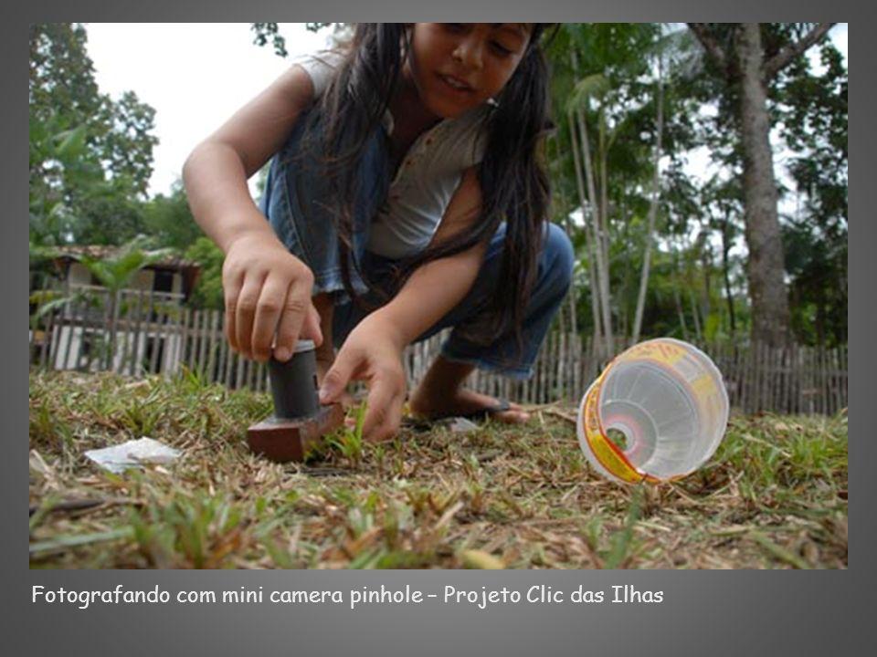 Fotografando com mini camera pinhole – Projeto Clic das Ilhas