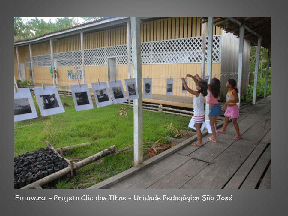 Fotovaral - Projeto Clic das Ilhas – Unidade Pedagógica São José