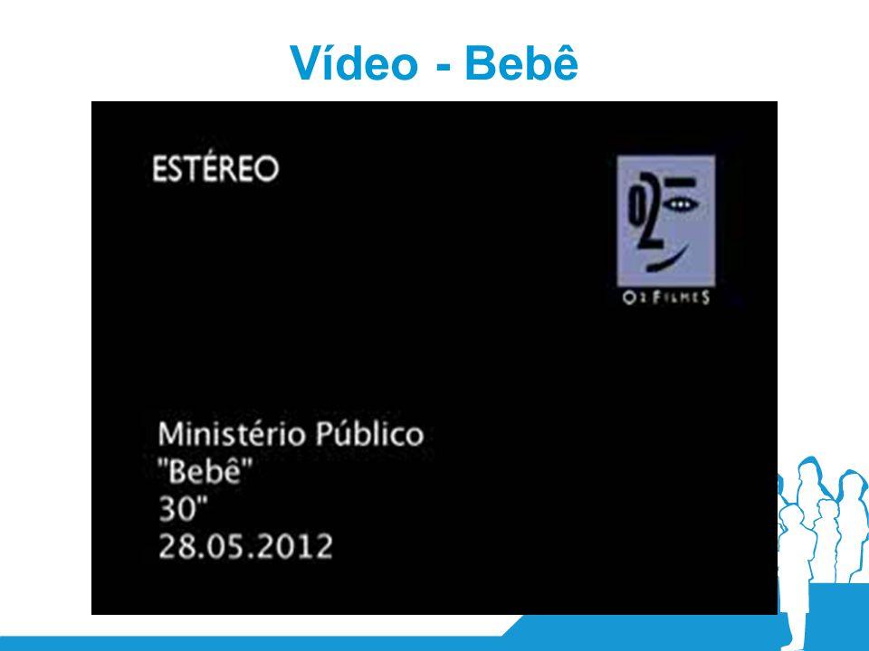 Vídeo - Bebê