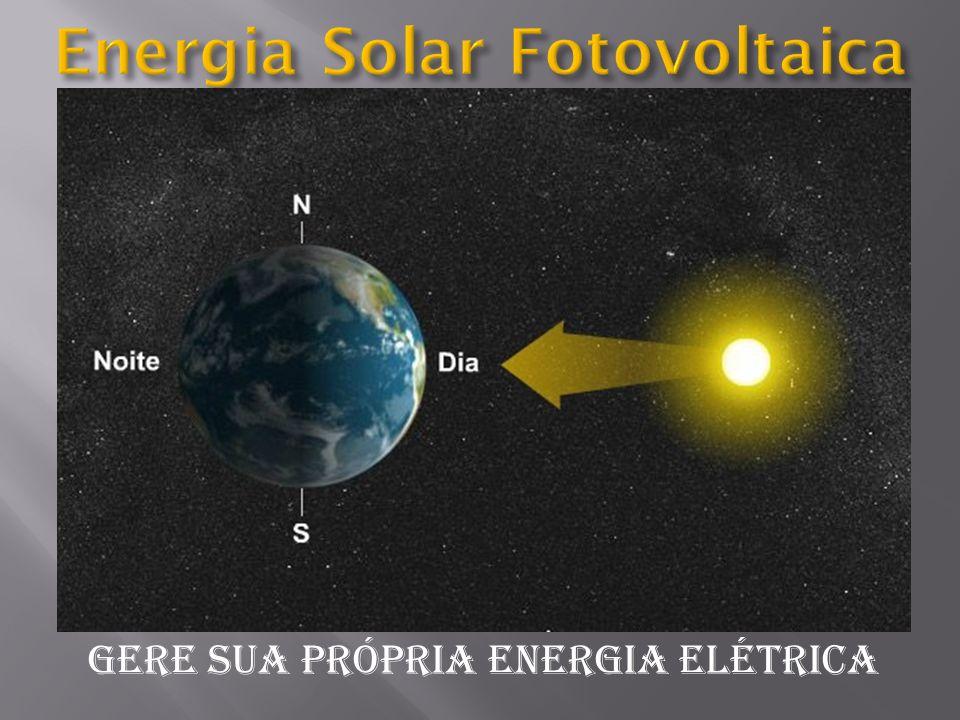 gere sua própria energia elétrica