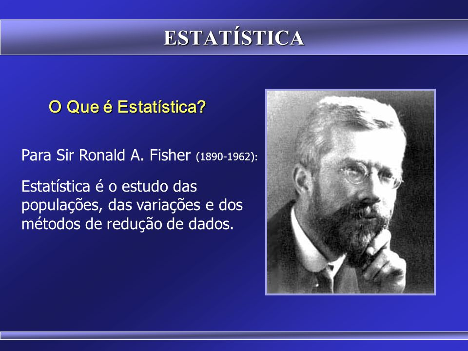 ESTATÍSTICA MÉDIA É um valor típico representativo de um conjunto de dados.