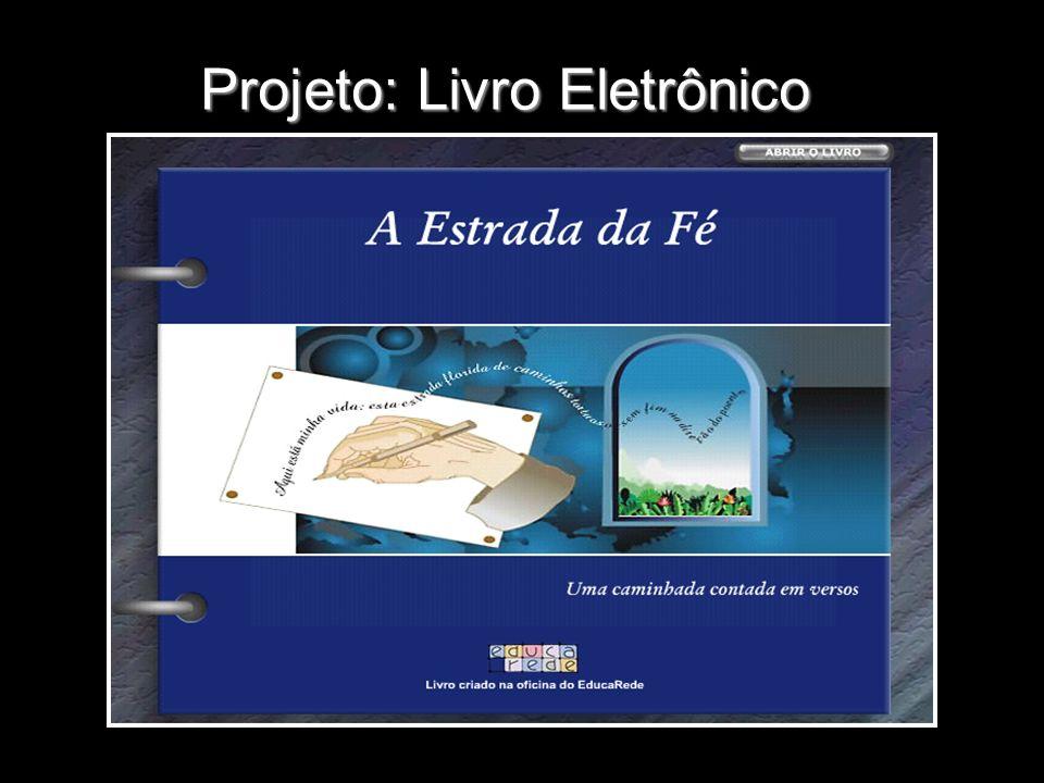 Oficina de Criação no Laboratório de Informática para construção do Livro Eletrônico - 2005